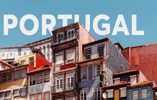 Portugal. So small, but ambitious